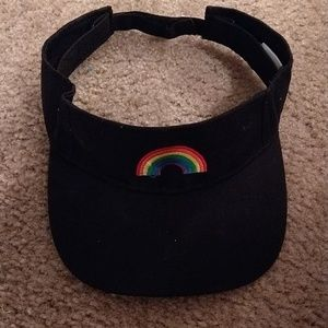 f9dab95c447ff Target Accessories - 🆑 Gay Pride Rainbow Visor Hat